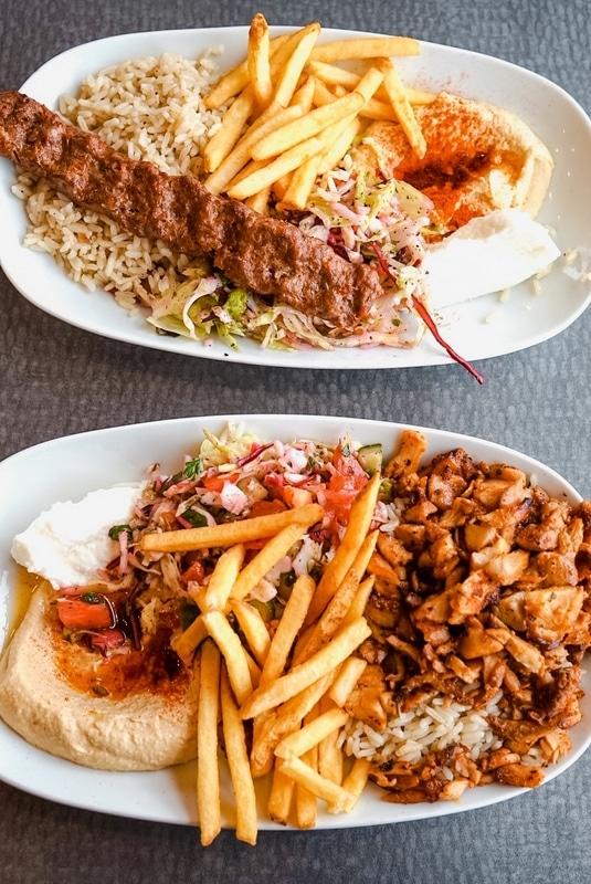 Turquaz Kebab House Edmonton
