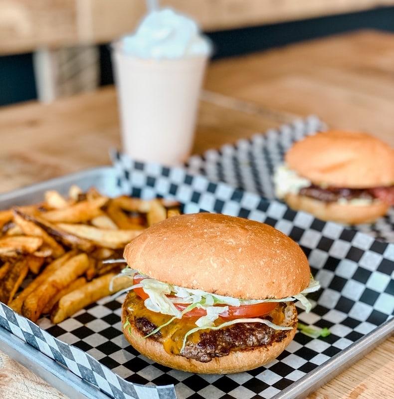 Edmonton award winning YEG Burger