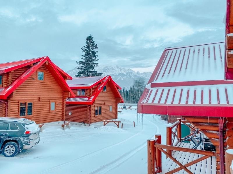 Cabins in Jasper