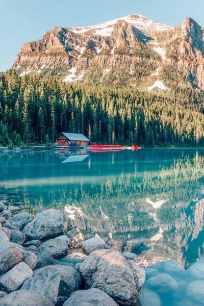 Calgary to Lake Louise Drive