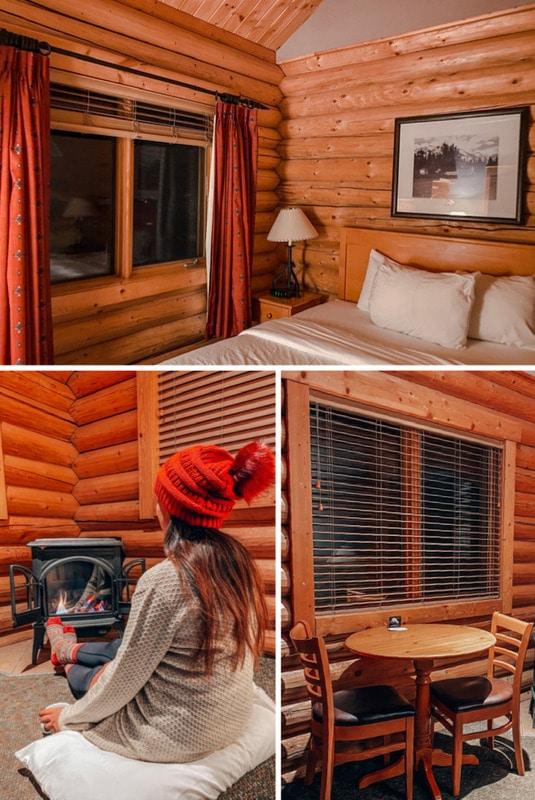 Pocahontas Cabin Jasper