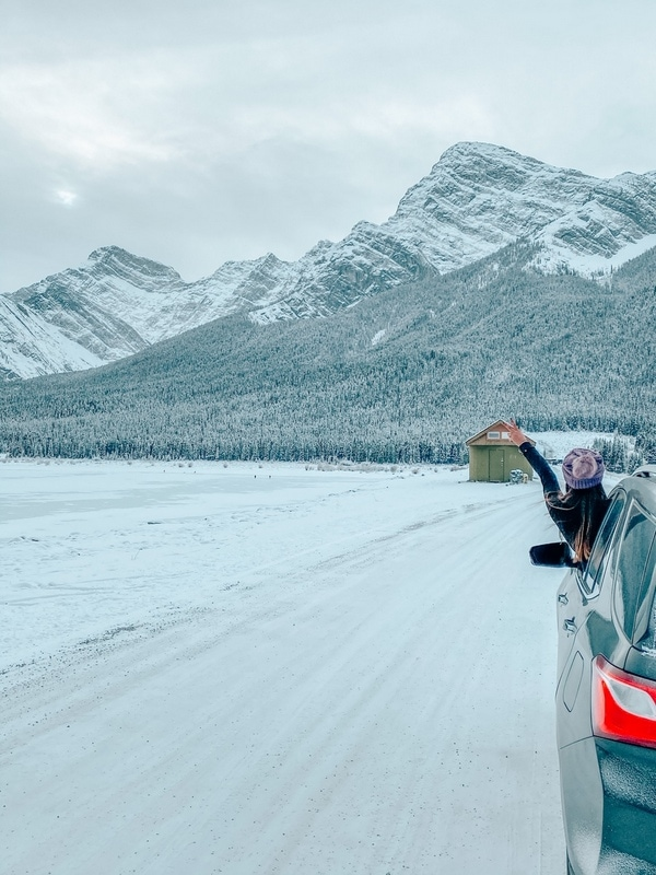 Canada Road Trip Planning: Canmore Alberta
