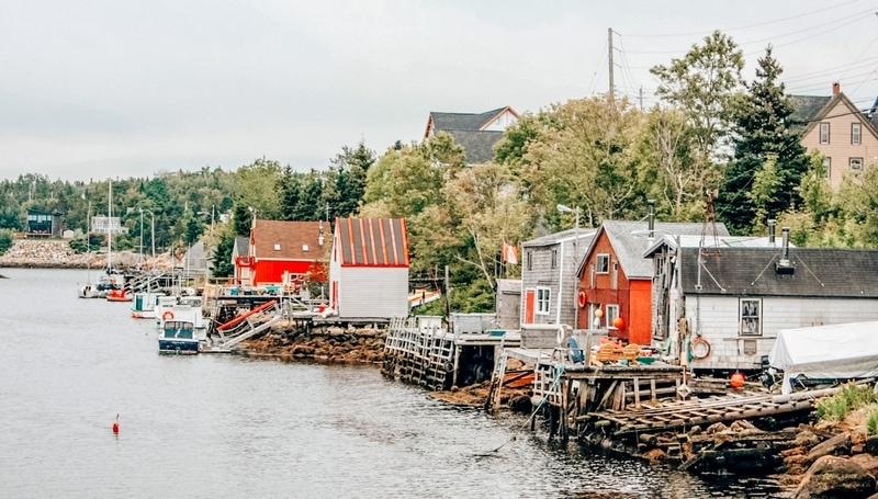 Halifax near Peggy Cove