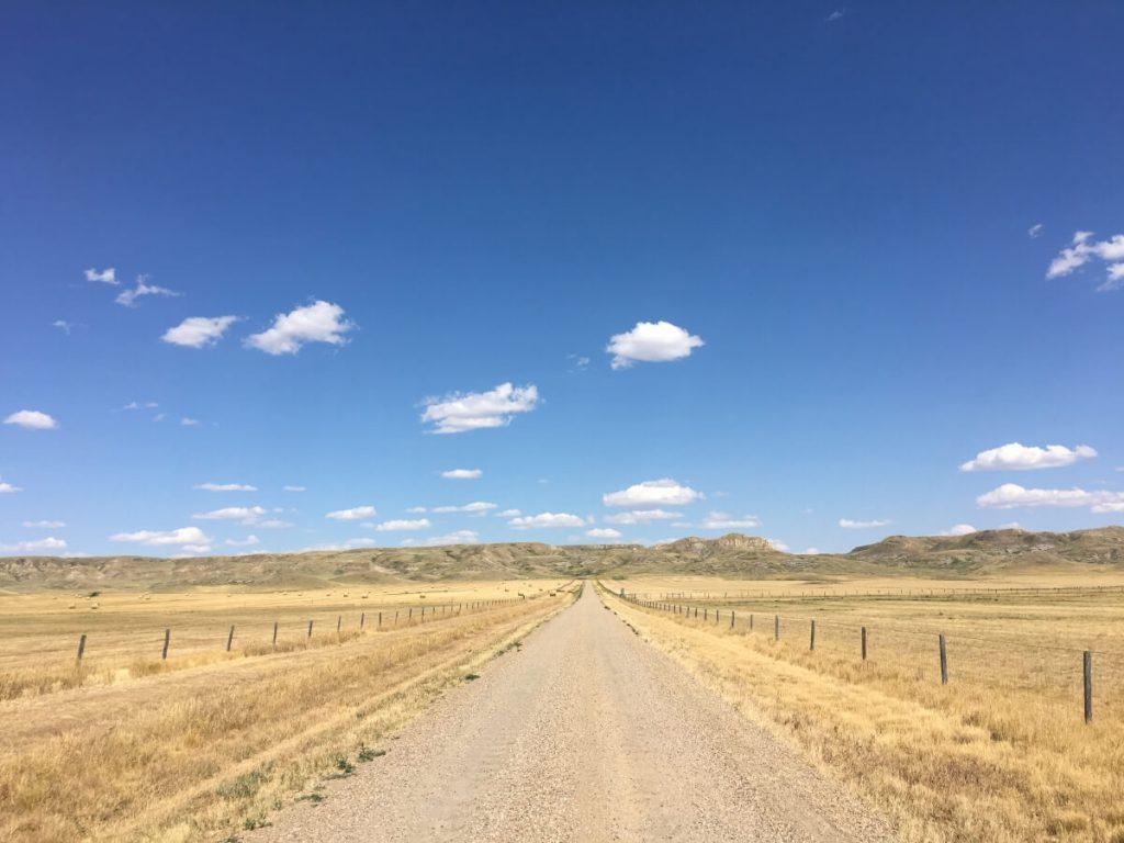 Saskatchewan Canada Road trip