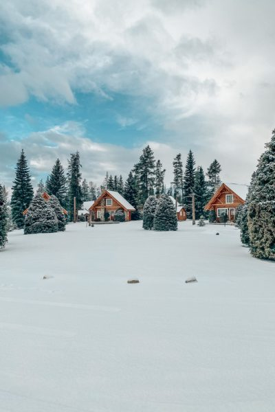 Alpine Cabins in Where to stay in Jasper National Park AB