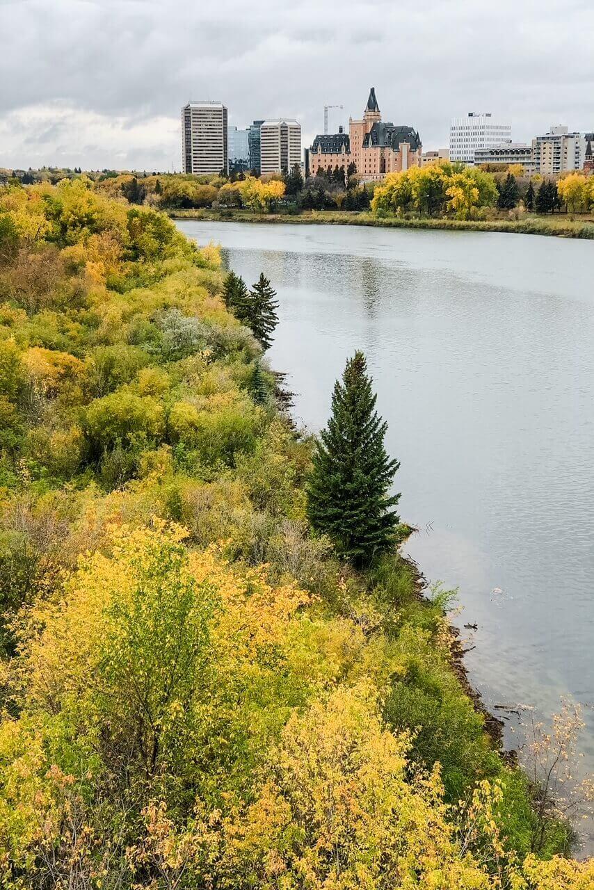 Saskatoon and more fun facts about Saskatchewan