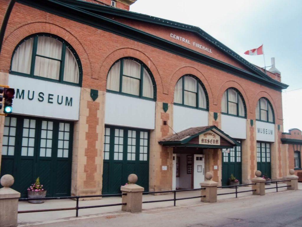 Prince Albert Museum - Canada Crossroads