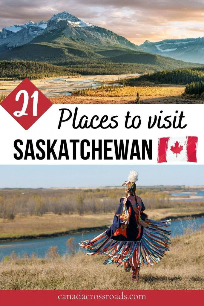 Pin for Places to visit in Saskatchewan