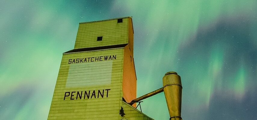 Chasing Northern Lights is one of the things to do in Saskatchewan