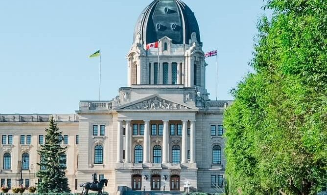 Saskatchewan Legislature Building
