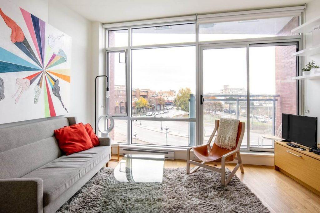 Harbour View Studio best airbnbs in British Columbia
