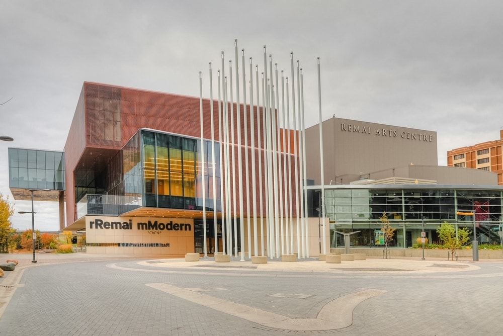 Remai Arts Centre in Saskatoon, Saskatchewan, Canada