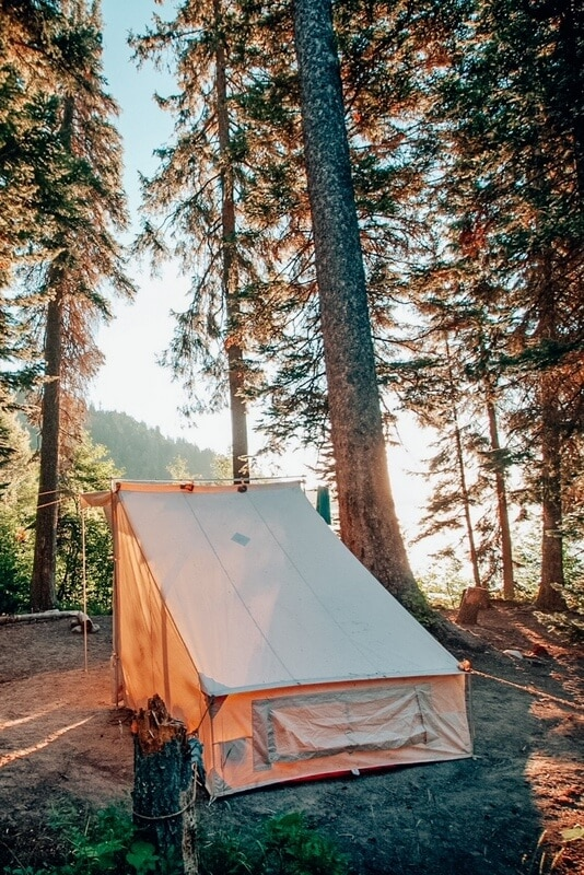 10 Best Canvas Camping Tents for Sale (2021)