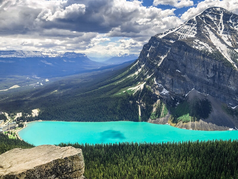 Little Beehive - Banff National Park