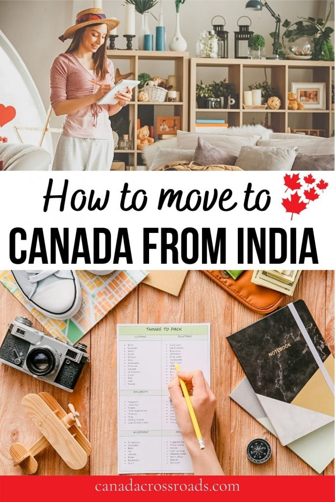 Pin for Moving to Canada from India tips