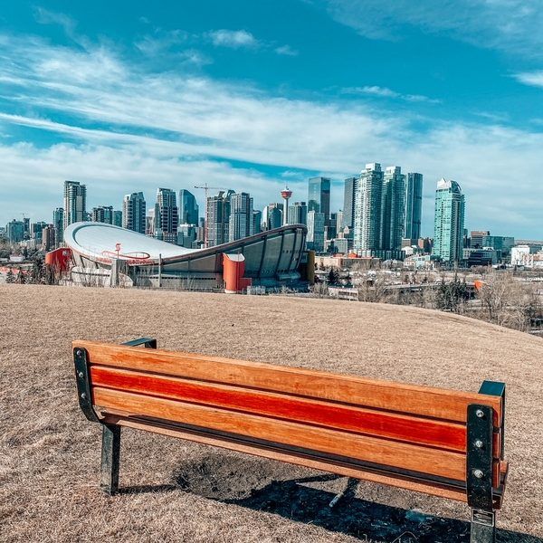 City view of Calgary one of the populous cities in Canada. Interesting facts about Alberta